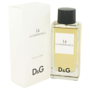 La Temperance 14 by Dolce & Gabbana Eau De Toilette Spray 3.3 oz Women