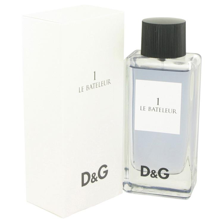 Le Bateleur 1 by Dolce & Gabbana Eau De Toilette Spray 3.3 oz Men
