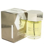 L'homme by Yves Saint Laurent Eau De Toilette Spray 3.4 oz Men
