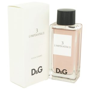 L'Imperatrice 3 by Dolce & Gabbana Eau De Toilette Spray 3.3 oz Women