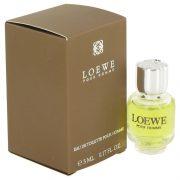 Loewe Pour Homme by Loewe Mini EDT .17 oz Men