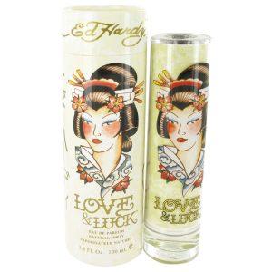 Love & Luck by Christian Audigier Eau De Parfum Spray 3.4 oz Women