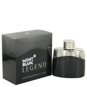MontBlanc Legend by Mont Blanc Eau De Toilette Spray 1.7 oz Men