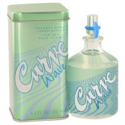 Curve Wave by Liz Claiborne Cologne Spray 4.2 oz Men