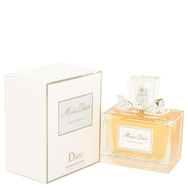 Miss Dior (Miss Dior Cherie) by Christian Dior Eau De Parfum Spray (New Packaging) 3.4 oz Women