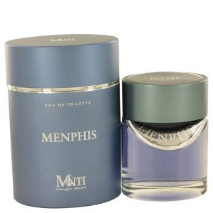 Menphis by Giorgio Monti Eau De Toilette Spray 3.6 oz Men