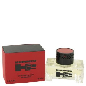 Hummer H2 by Hummer Eau De Toilette Spray 2.5 oz Men