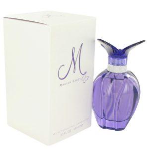 M (Mariah Carey) by Mariah Carey Eau De Parfum Spray 3.4 oz Women