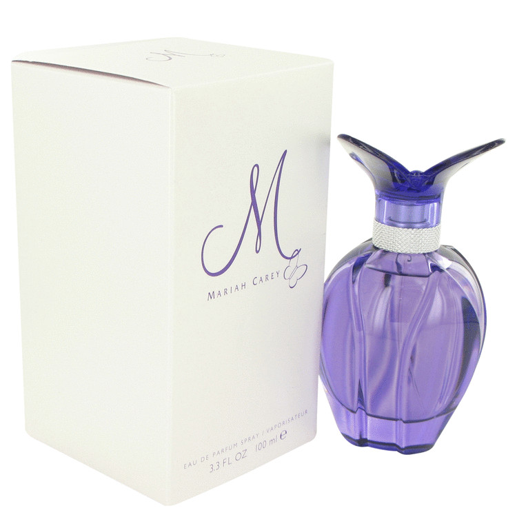 M (Mariah Carey) by Mariah Carey Eau De Parfum Spray 3.4 oz Women