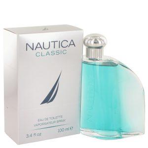 Nautica Classic by Nautica Eau De Toilette Spray 3.4 oz Men