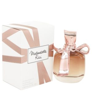 Mademoiselle Ricci by Nina Ricci Eau De Parfum Spray 2.7 oz Women