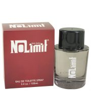 No Limit by Dana Eau De Toilette Spray 3.4 oz Men