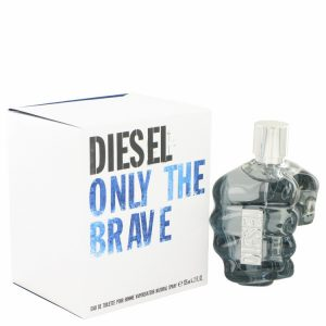Only the Brave by Diesel Eau De Toilette Spray 4.2 oz Men