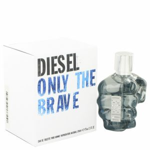 Only the Brave by Diesel Eau De Toilette Spray 2.5 oz Men