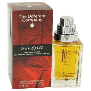 Oriental Lounge by The Different Company Eau De Parfum Spray Refillable 3 oz Women