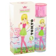 Paris Hilton Passport In Tokyo by Paris Hilton Eau De Toilette Spray 1 oz Women