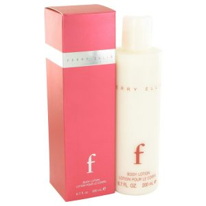 Perry Ellis F by Perry Ellis Body Lotion 6.7 oz Women