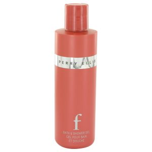 Perry Ellis F by Perry Ellis Shower Gel 6.7 oz Women