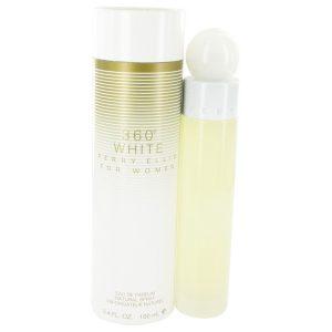 Perry Ellis 360 White by Perry Ellis Eau De Parfum Spray 3.4 oz Women