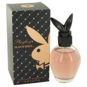 Playboy Play It Spicy by Playboy Eau De Toilette Spray 2.5 oz Women