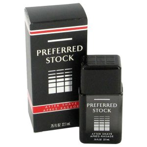 PREFERRED STOCK by Coty After Shave .5 oz Men