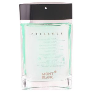 Presence by Mont Blanc Eau De Toilette Spray (Tester) 2.5 oz Men