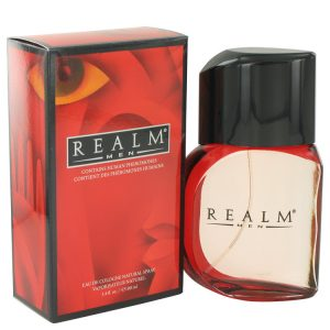 REALM by Erox Eau De Toilette Spray 3.4 oz Men