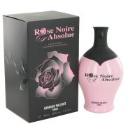 Rose Noire Absolue by Giorgio Valenti Eau De Parfum Spray 3.4 oz Women
