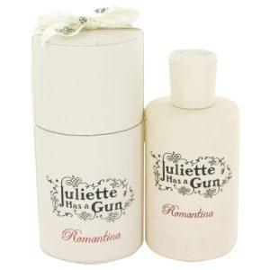 Romantina by Juliette Has A Gun Eau De Parfum Spray 3.3 oz Women