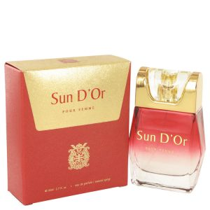 Sun D'or by YZY Perfume Eau De Parfum Spray 2.7 oz Women