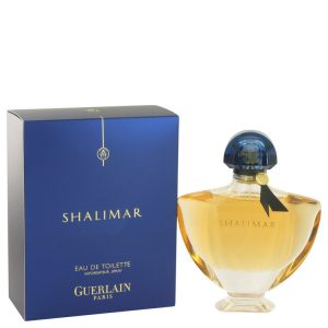 SHALIMAR by Guerlain Eau De Toilette Spray 3 oz Women