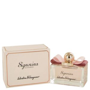 Signorina by Salvatore Ferragamo Eau De Parfum Spray 3.4 oz Women