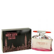 Sex In The City Crush by Unknown Eau De Parfum Spray (New Packaging) 3.3 oz Women