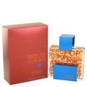 Solo Loewe Pop by Loewe Eau De Toilette Spray 2.5 oz Men