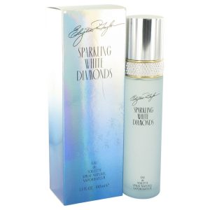 Sparkling White Diamonds by Elizabeth Taylor Eau De Toilette Spray 3.3 oz Women