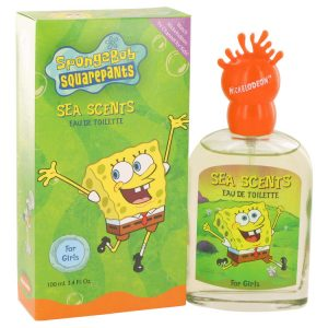 Spongebob Squarepants by Nickelodeon Eau De Toilette Spray 3.4 oz Women
