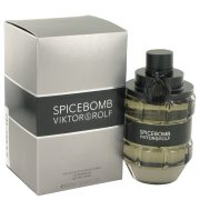 Spicebomb by Viktor & Rolf Eau De Toilette Spray 3 oz Men