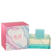 Splash Blue Seduction by Antonio Banderas Eau De Toilette Spray 3.4 oz Women