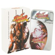 Street Fighter by Capcom Eau De Toilette Spray 3.4 oz Men