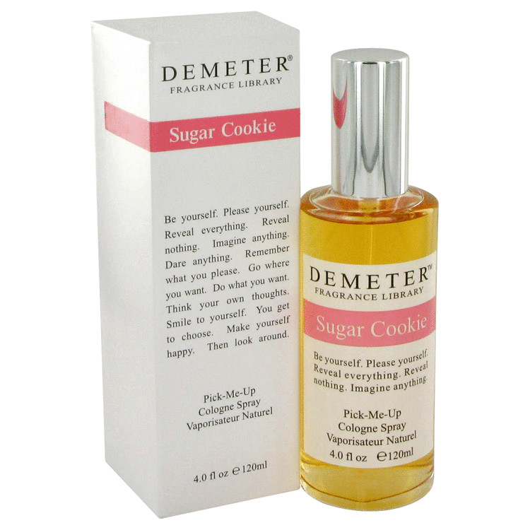 Demeter by Demeter Sugar Cookie Cologne Spray 4 oz Women