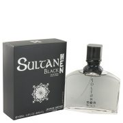 Sultan Black by Jeanne Arthes Eau De Toilette Spray 3.3 oz Men