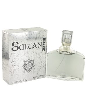 Sultan by Jeanne Arthes Eau De Toilette Spray 3.3 oz Men
