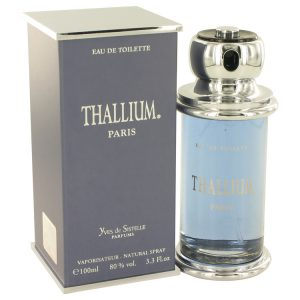 Thallium by Parfums Jacques Evard Eau De Toilette Spray 3.3 oz Men