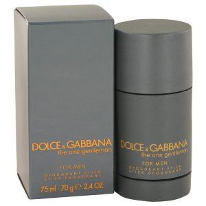 The One Gentlemen by Dolce & Gabbana Deodorant Stick 2.5 oz Men