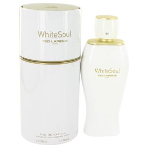 White Soul by Ted Lapidus Eau De Parfum Spray 3.4 oz Women
