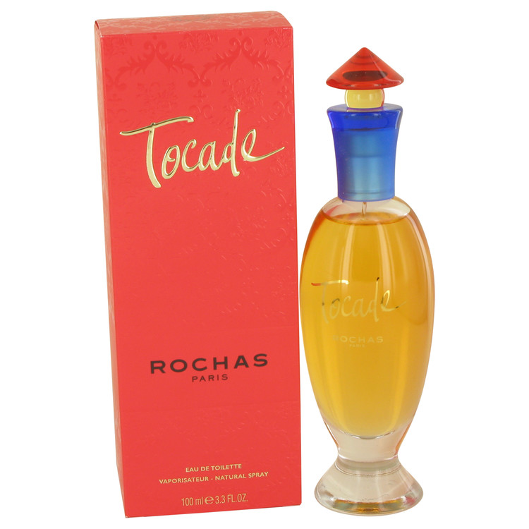 TOCADE by Rochas Eau De Toilette Spray 3.4 oz Women