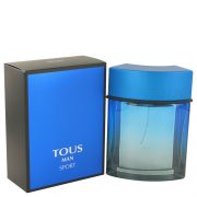 Tous Man Sport by Tous Eau De Toilette Spray 3.4 oz Men