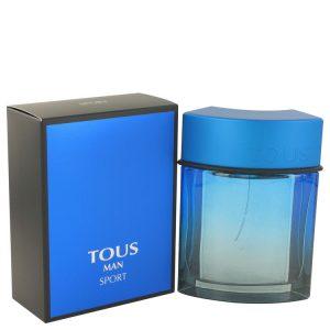 Tous Man Sport by Tous Eau De Toilette Spray 3.4 oz Men
