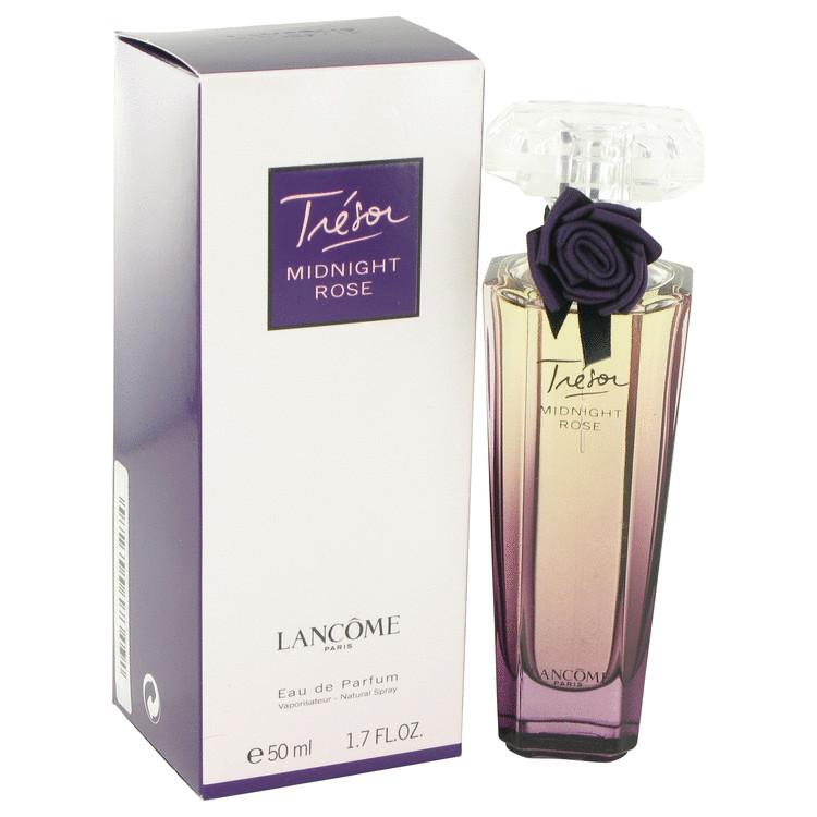 Tresor Midnight Rose by Lancome Eau De Parfum Spray 1.7 oz Women