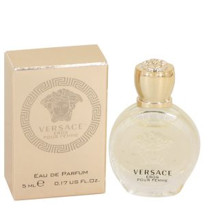 Versace Eros by Versace Mini EDP .17 oz Women